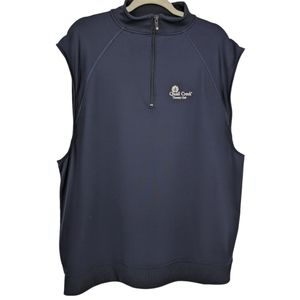 FootJoy FJ 1/4 Zip Pullover Golf Vest XL